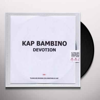 Kap Bambino DEVOTION Vinyl Record - w/CD