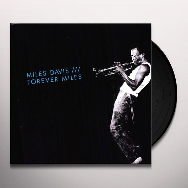 Miles Davis FOREVER MILES Vinyl Record