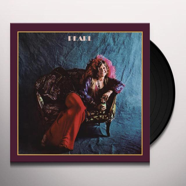 Janis Joplin PEARL Vinyl Record - 180 Gram Pressing
