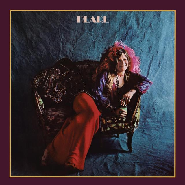Janis Joplin PEARL Vinyl Record