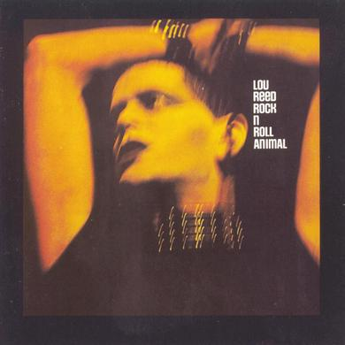 Lou Reed ROCK & ROLL ANIMAL Vinyl Record