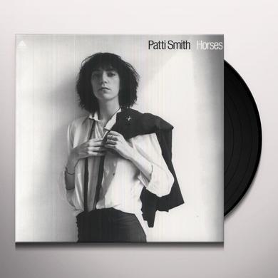 Patti Smith HORSES Vinyl Record