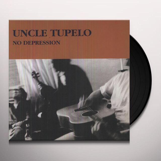 Uncle Tupelo NO DEPRESSION Vinyl Record - 180 Gram Pressing