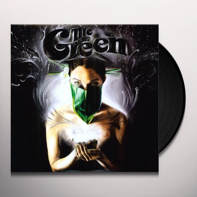 Green WAYS & MEANS Vinyl Record