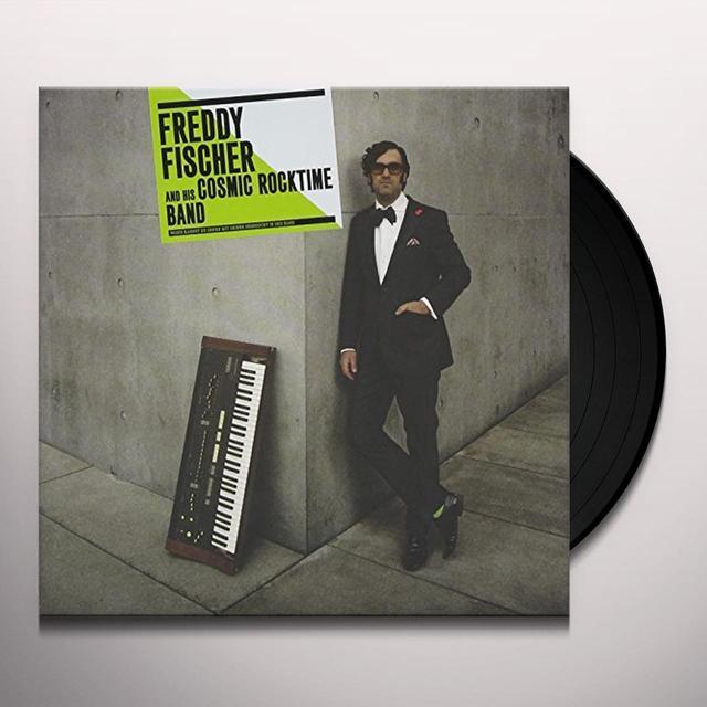 Freddy Fischer & His Cosmic Rocktime WOHIN KANNST DU GEHEN / BODENSEE Vinyl Record