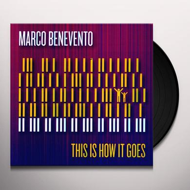 Marco Benevento THIS IS HOW IT GOES Vinyl Record