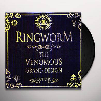 Ringworm VENOMOUS GRAND DESIGN Vinyl Record