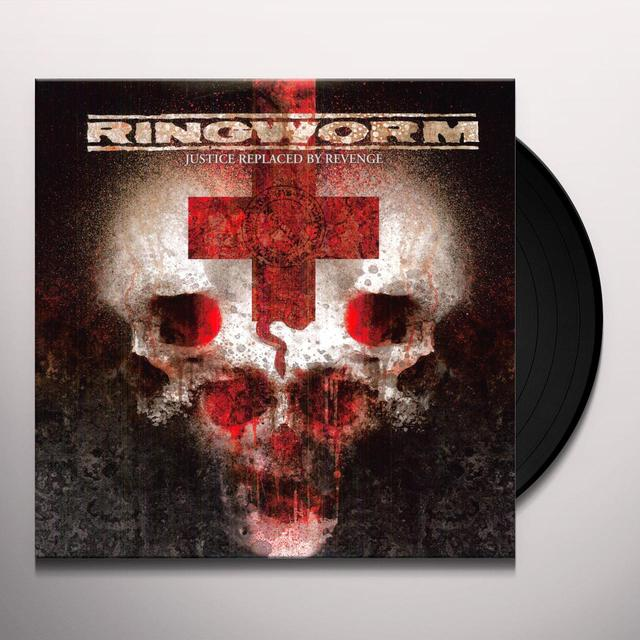 Ringworm JUSTICE REPLACED BY REVENGE Vinyl Record