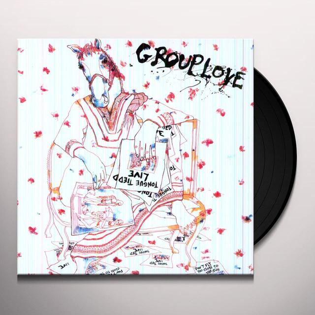 Grouplove DON'T FLY TOO CLOSE TO THE SUN Vinyl Record