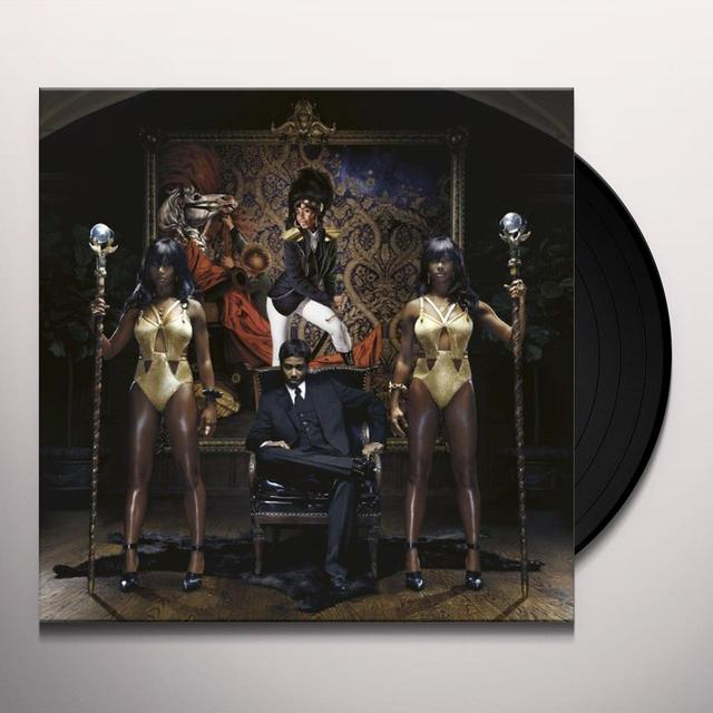 Santigold MASTER OF MY MAKE BELIEVE Vinyl Record