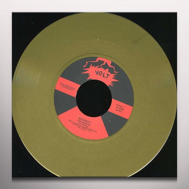 Otis Redding & Aretha Franklin  SIDE BY SIDE: RESPECT Vinyl Record - Colored Vinyl