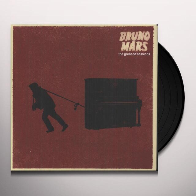 Bruno Mars GRENADE SESSIONS (Vinyl)