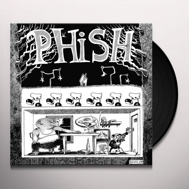 Phish JUNTA DELUXE Vinyl Record - 180 Gram Pressing, Deluxe Edition, Digital Download Included