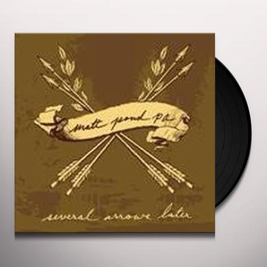 Matt Pond Pa SEVERAL ARROWS LATER (Vinyl)