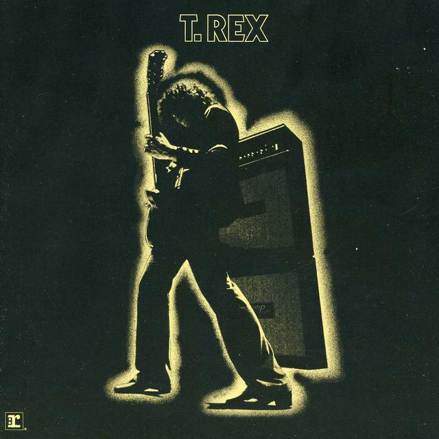 T-Rex ELECTRIC WARRIOR Vinyl Record