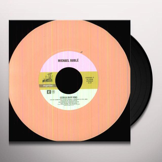 Michael Buble / Ray Charles GEORGIA ON MY MIND Vinyl Record
