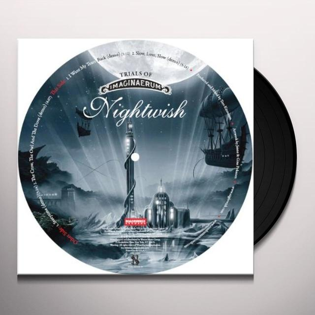 Nightwish TRAILS OF IMAGINAERUM Vinyl Record