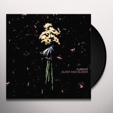 Cursive BURST & BLOOM Vinyl Record