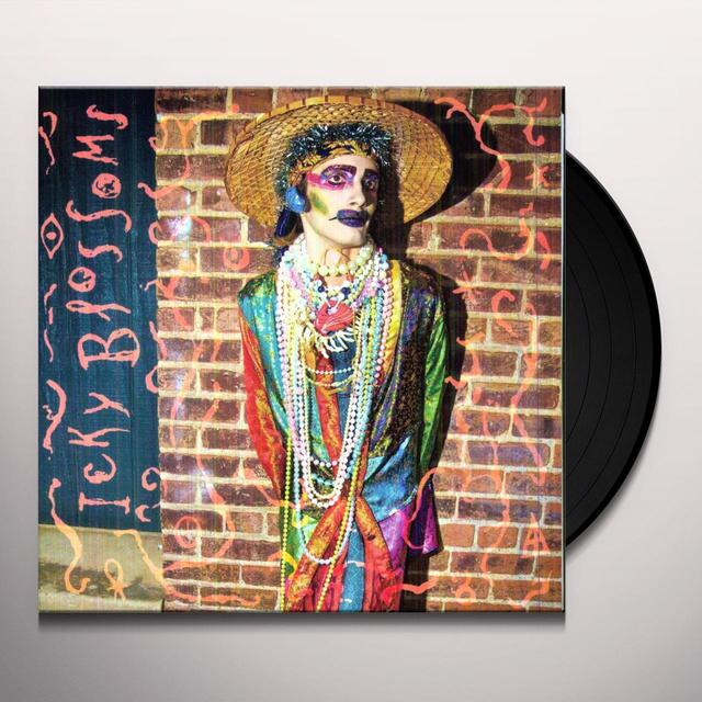 Icky Blossoms BABES Vinyl Record