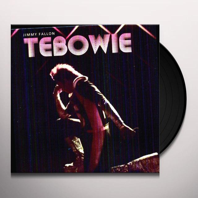 Jimmy Fallon TEBOWIE / READING RAINBOW Vinyl Record