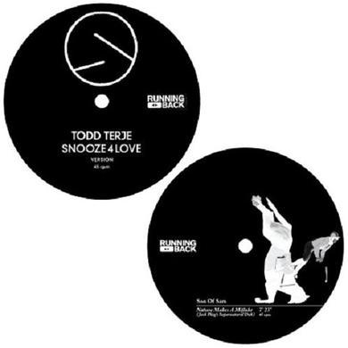 Todd / Son Of Sam Terje DIGITAL DUBPLATES Vinyl Record