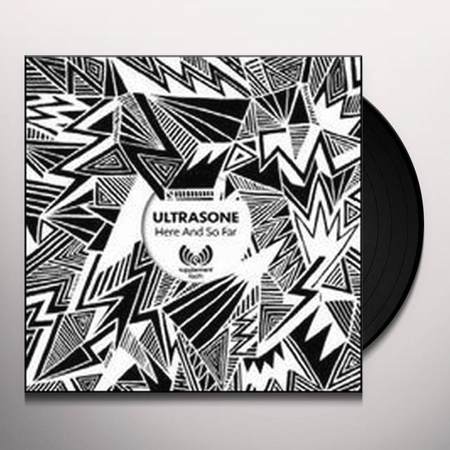 Ultrasone HERE & SO FAR Vinyl Record