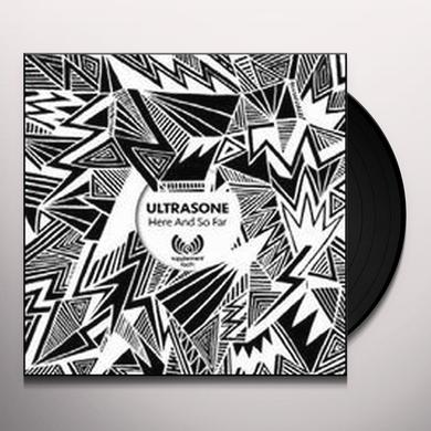 Ultrasone HERE & SO FAR Vinyl Record