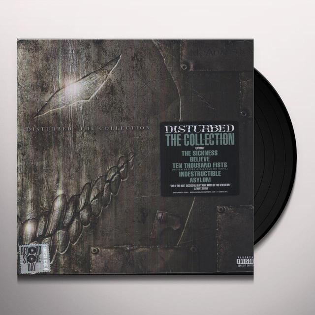 Disturbed COLLECTION Vinyl Record
