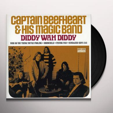 Captain Beefheart DIDDY WAH DIDDY / WHO DO YOU THINK YOU ARE FOOLING Vinyl Record