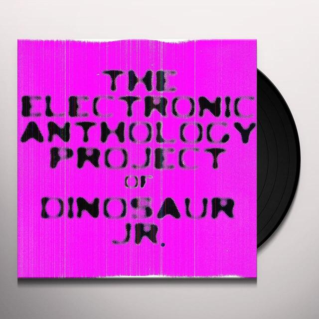 ELECTRONIC ANTHOLOGY PROJECT OF DINOSAUR JR Vinyl Record - Digital Download Included