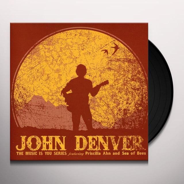 Priscilla Ahn JOHN DENVER: THE MUSIC IS YOU SERIES Vinyl Record
