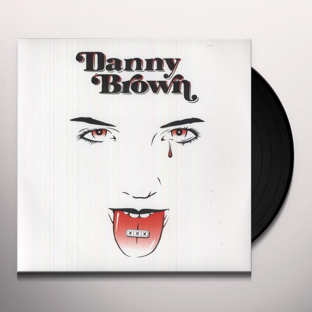 Danny Brown XXX Vinyl Record