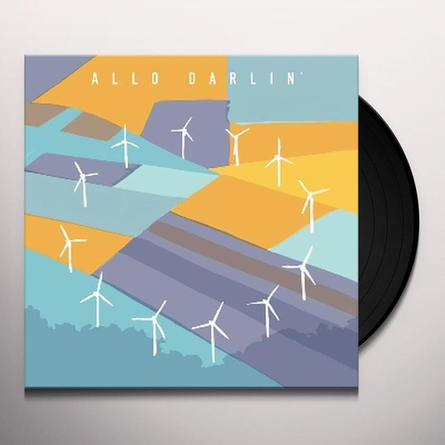 Allo Darlin' EUROPE (UK) (Vinyl)