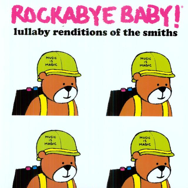 ROCKABYE BABY LULLABY RENDITIONS OF THE SMITHS Vinyl Record