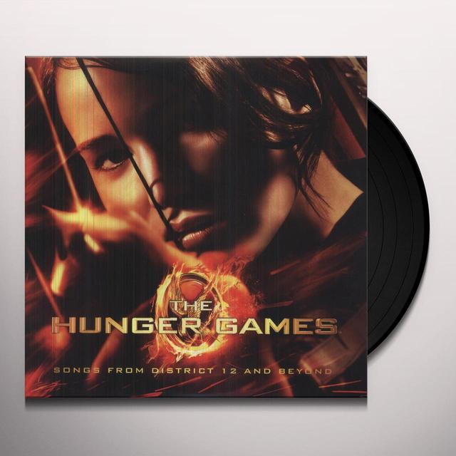 HUNGER GAMES: SONGS FROM DISTRICT 12 & / O.S.T. Vinyl Record