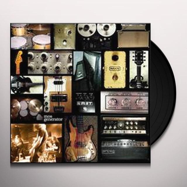 Mos Generator 10TH ANNIVERSARY EDITION Vinyl Record - Anniversary Edition
