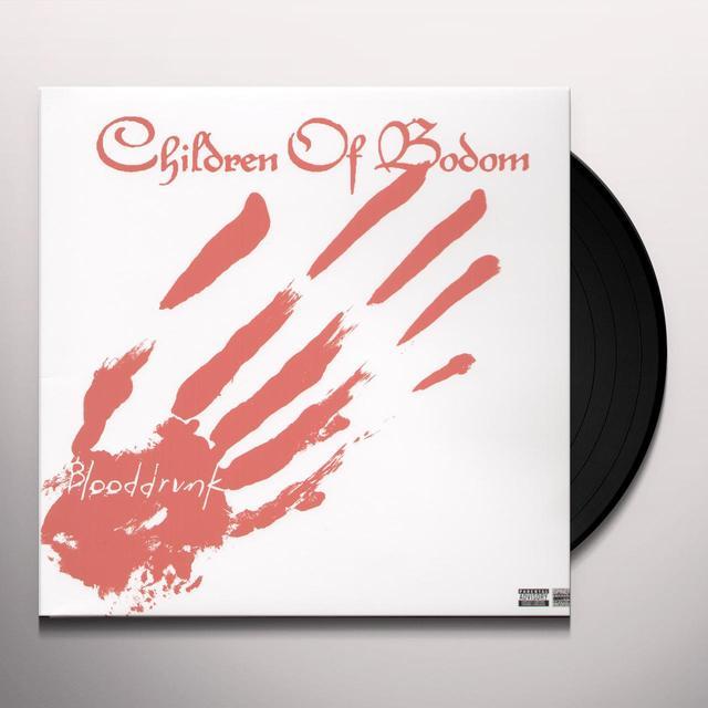 Children Of Bodom BLOODDRUNK Vinyl Record