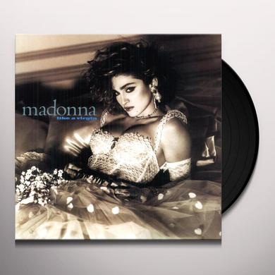 Madonna LIKE A VIRGIN Vinyl Record - 180 Gram Pressing