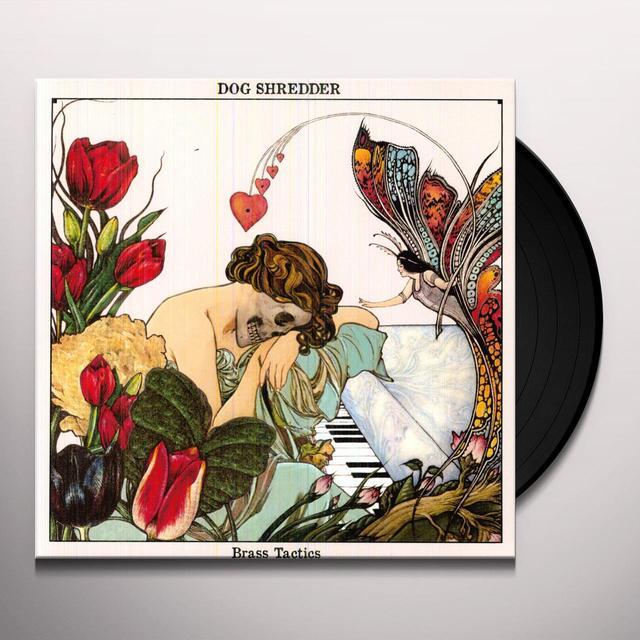 Dog Shredder BRASS TACTICS (EP) Vinyl Record
