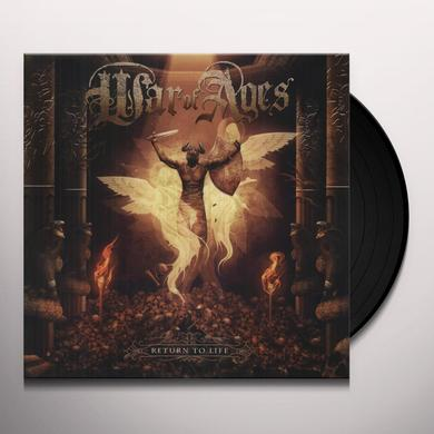 War Of Ages RETURN TO LIFE Vinyl Record