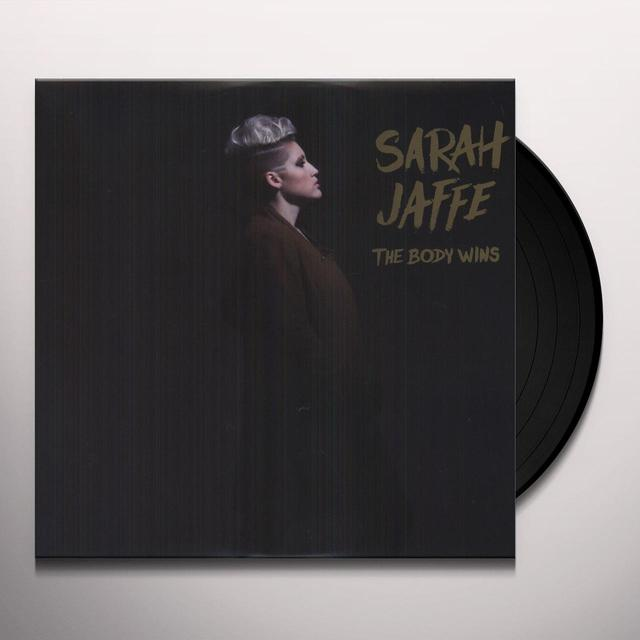 Sarah Jaffe BODY WINS Vinyl Record