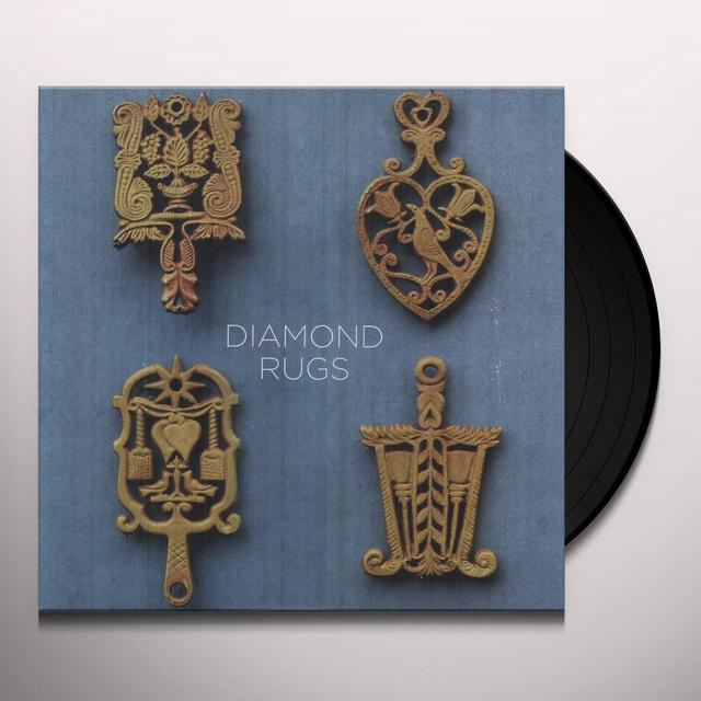 DIAMOND RUGS Vinyl Record