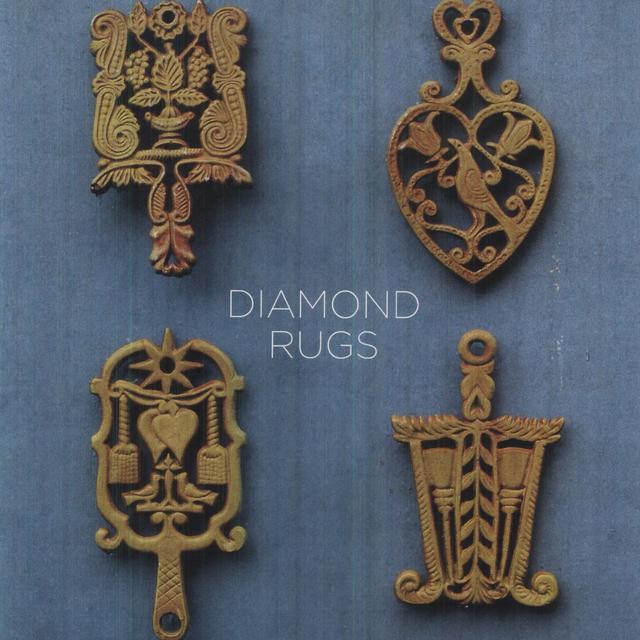 DIAMOND RUGS Vinyl Record