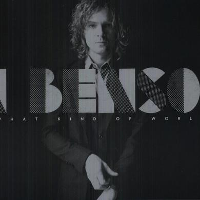 Brendan Benson WHAT KIND OF WORLD (DLCD) (OGV) (Vinyl)
