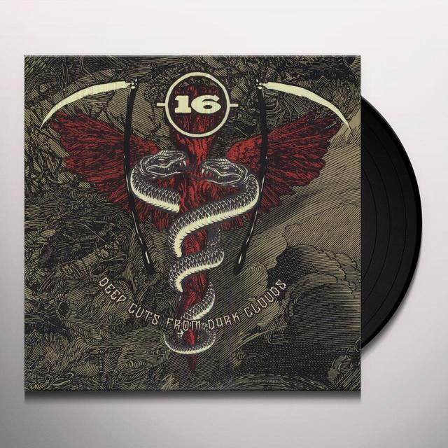 16 DEEP CUTS FROM DARK CLOUDS Vinyl Record