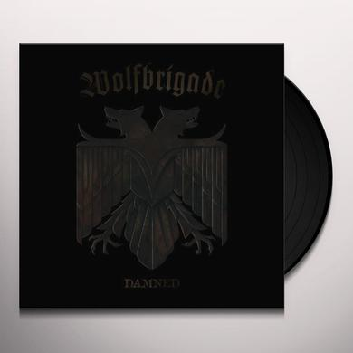 Wolfbrigade DAMNED Vinyl Record - Deluxe Edition