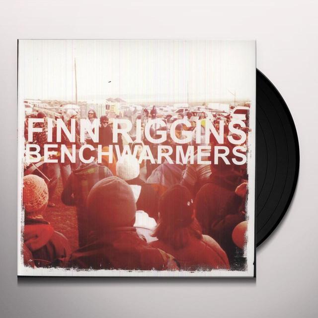 Finn Riggins BENCHWARMERS Vinyl Record
