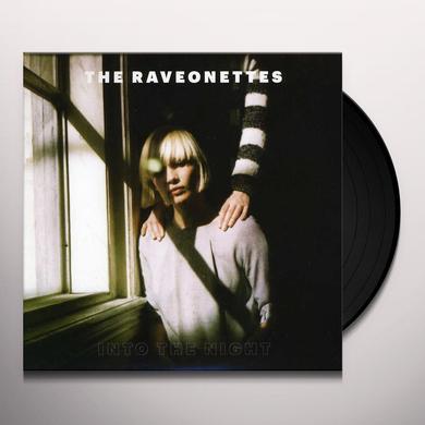 The Raveonettes INTO THE NIGHT Vinyl Record