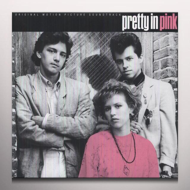 Pretty In Pink / O.S.T. (Colv) PRETTY IN PINK / O.S.T. Vinyl Record - Colored Vinyl