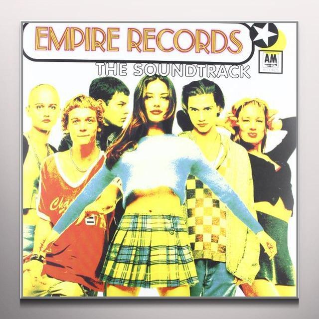 Empire Records / O.S.T. (Colv) EMPIRE RECORDS / O.S.T. Vinyl Record - Colored Vinyl
